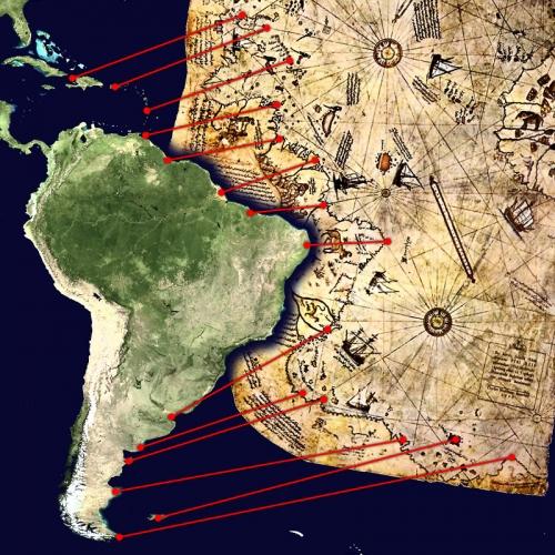Templiers, les découvertes mystérieuses dans L'ordre des Templiers 1793745507